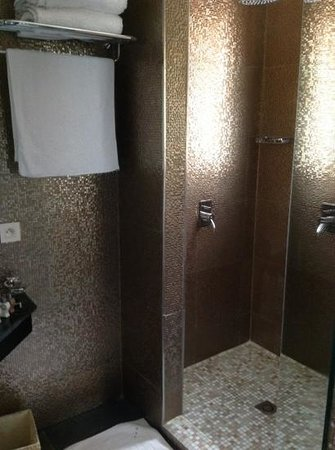 Residence Dar Lamia: salle de bain