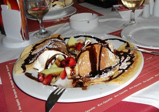 Le Dome : Dessert