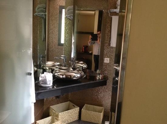 Residence Dar Lamia: sdb