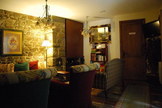 Hotel Cenera: SALON
