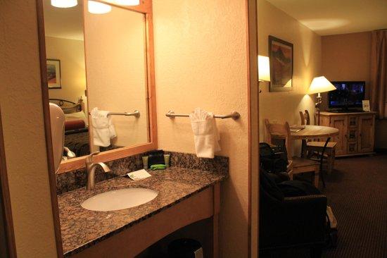 Aarchway Inn: chambre