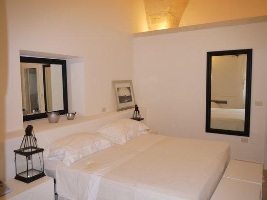 Masseria Montelauro : Bedroom