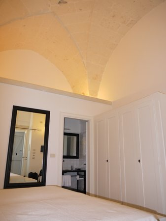 Masseria Montelauro : Vaulted ceiling