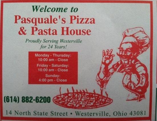 Pasquale's Pasta House: Add a caption