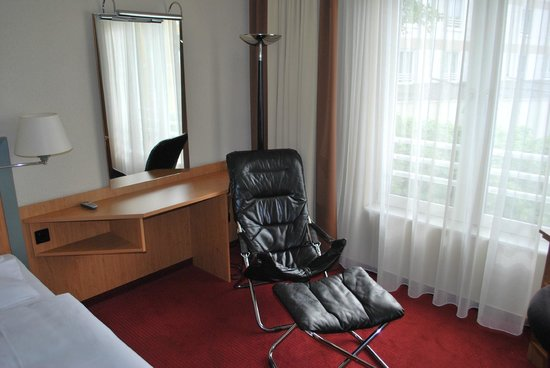 NH Berlin Potsdam Conference Center: Relax-Sessel
