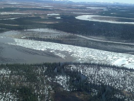 Arctic Backcountry Private Flying Service: Noatak River