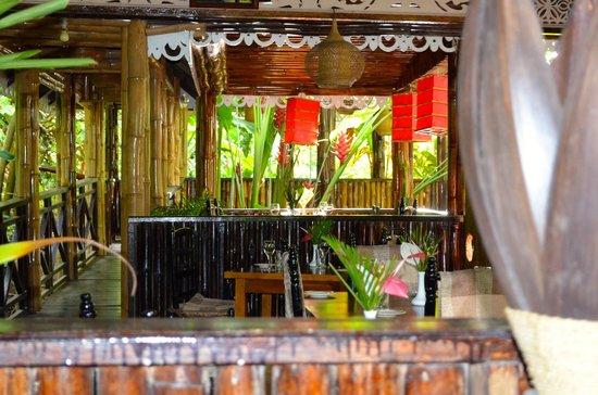 Fond Doux Plantation & Resort: Jardin