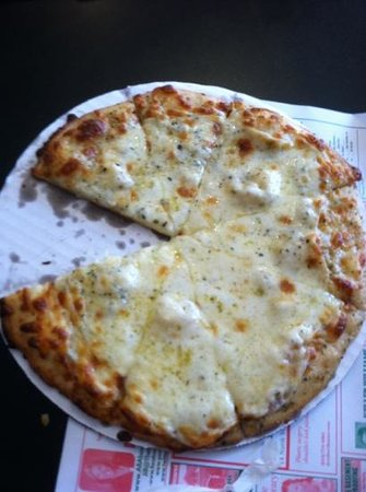 Pasquale's Pasta House: Bianca Cheese Pizza