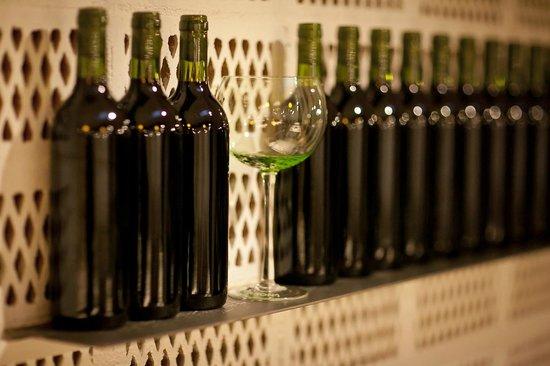 La Trastienda del Colmado: botellas