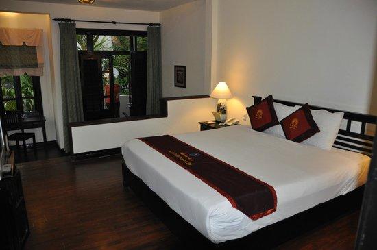Hoi An Trails Resort: chambre 1