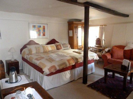 Border Cottage: Bedroom