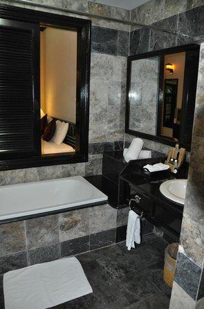 Hoi An Trails Resort: bain