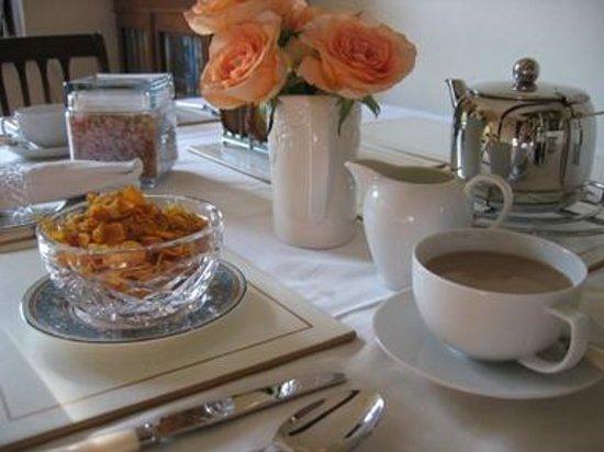 Border Cottage: Breakfast