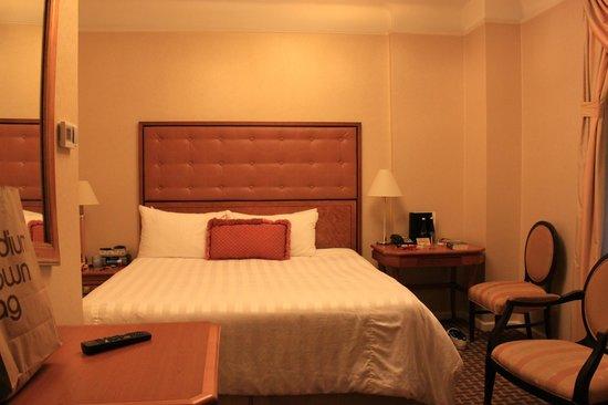Hotel Metro: Hotel room