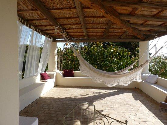 La Salina Hotel Borgo di Mare: notre terrasse