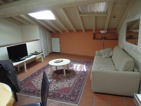 Ca' Vendramin: charming interior