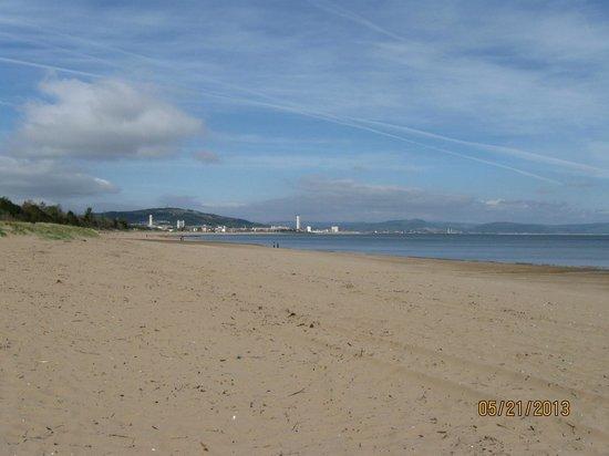 Swansea Beach: Beach