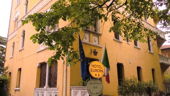 Hotel Europa: facciata