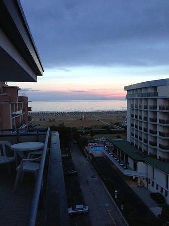 Hotel Cesare Augusto: Vista dal balcone