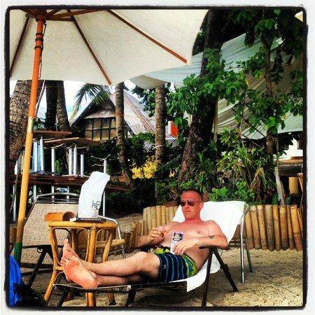 Mango-Ray Resort: пляж
