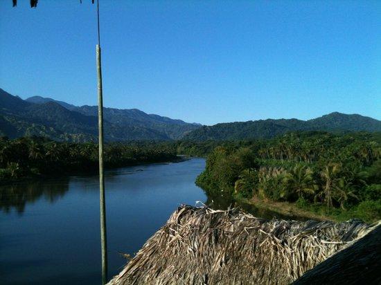 Finca Barlovento Cabana & Maloka: view from Barlovento