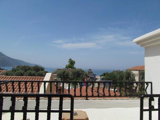 Orange Butik Hotel: Sea view room