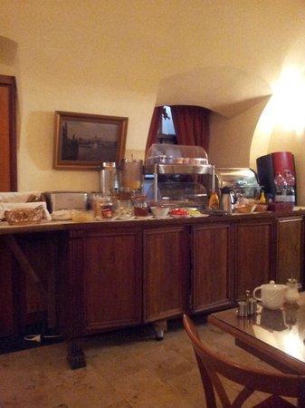 Clementin Old Town: Frühstück