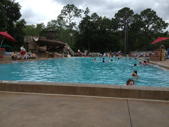 The Campsites at Disney's Fort Wilderness Resort : Meadow Pool