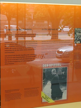 Forum Willy Brandt Berlin: Der Speigel