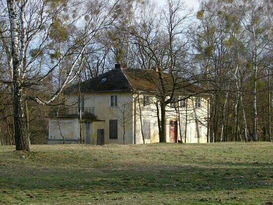 Wustermark, Germany: Kommandanten Villa
