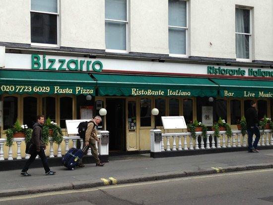 Bizzarro Restaurant London