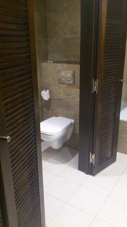"Hotel Riu Palace Tikida Agadir: WC- des ""volets"""