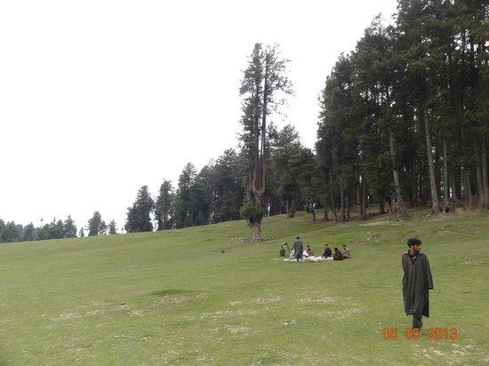 Baisaran: nice picnic spot