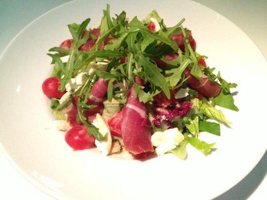 Five Restaurant: sałatka parmeńska z rukolą