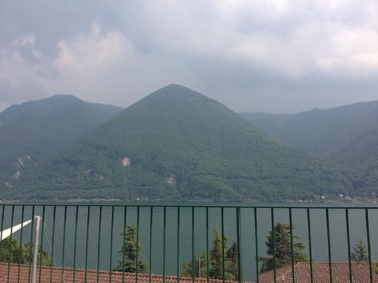Residenza Lago di Lugano: dalla camera i32...spettacolo!!!