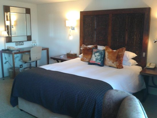 Salthouse Harbour Hotel: Bedroom