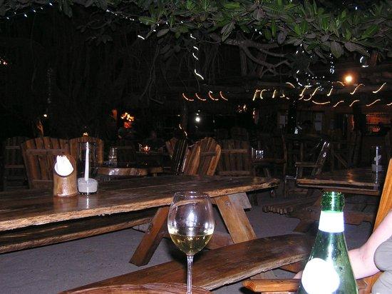 El Lagarto : View of the seating area