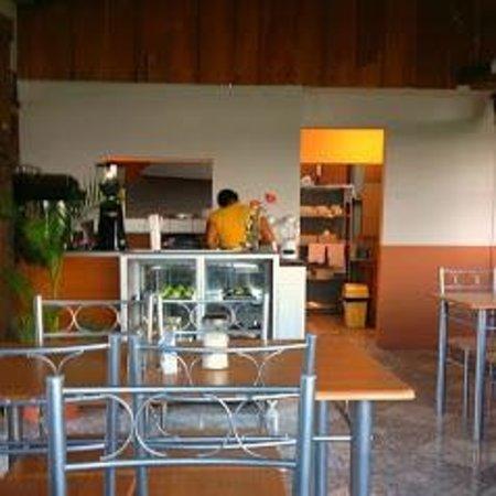 El café de chumi: Ambiente interno