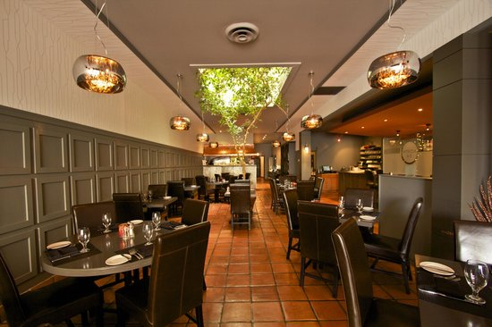 North 54: Restaurant area