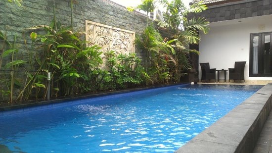 Legian Guest House: The pool
