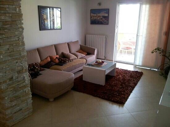 Pansion Tina : living room (app 5)