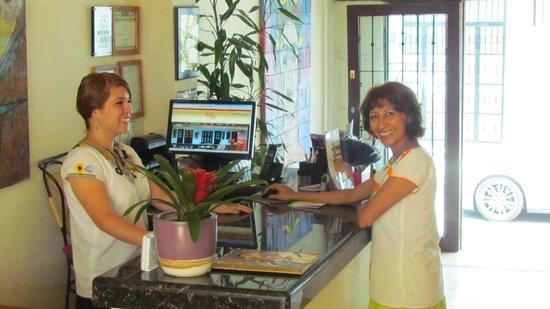 Catedral Vallarta Boutique Hotel: Friendly staff