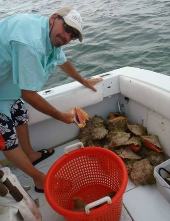 Bimini Hidden Treasures: Got Conch?