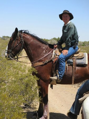 Us At White Stallion Ranch Picture Of White Stallion