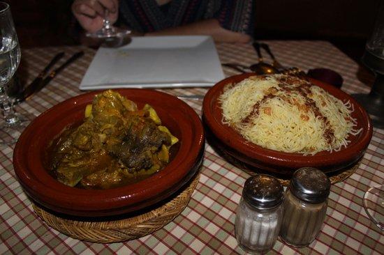 Riad Zayane: Food
