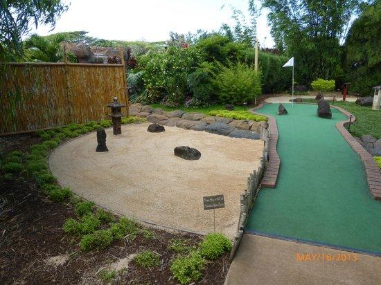 Kauai Mini Golf照片
