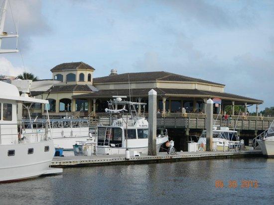 Blue Heron Inn - Amelia Island : Marina