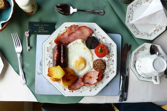 Torann Na Dtonn: Irish Breakfast, my favourite
