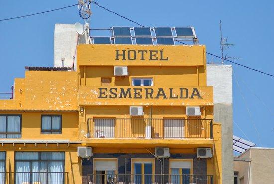Esmeralda Beach Hotel: Main wiev