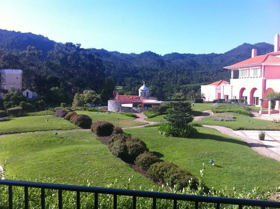 Penha Longa Resort: The view from my room